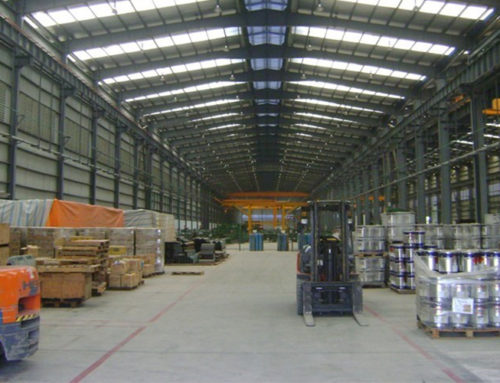Warehouse and workshop for lease