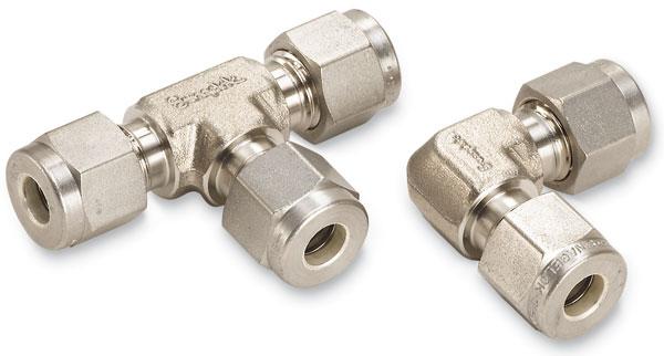 "SS-600-6-4 Swagelok Reducing Union Fitting 1 1//4/"" OD Tube x 3//8/"" OD Tube"