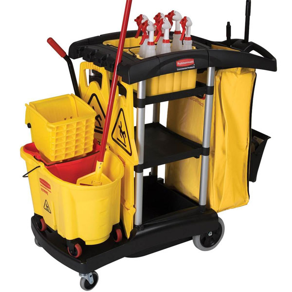 FLOOR CLEANING CART